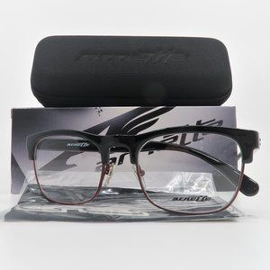 Arnette 7131 41 RIPON Black/Red Unisex Rx. Glasses
